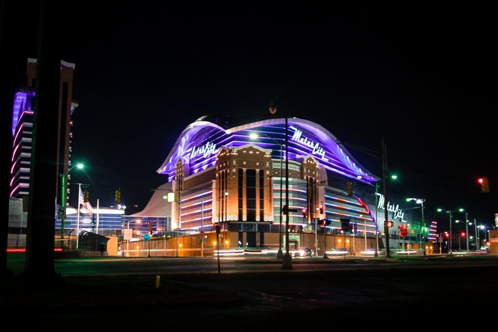 Le casino Motor City à Détroit